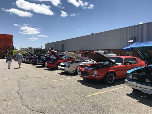 Reno DaMaren Classic Car Cruise a success!